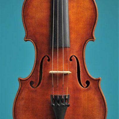 Full size violin, A.But, Utrecht 1936, Lucienne vioolbouw De Luthiers Dordrecht, top