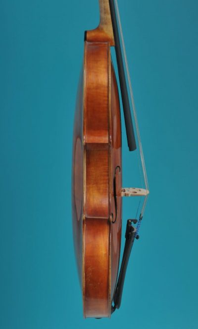 Joan. Carol Klotz full size violin De Luthiers Lucienne Vioolbouw