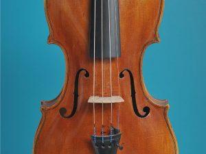 Joan Carol Klotz top Full size violin De Luthiers Lucienne Vioolbouw