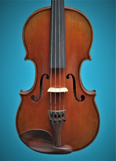 Lutherie d'Art 'Strad' Top, Full size Violin De Luthiers Lucienne vioolbouw