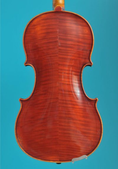 Viola Back G.O. Klier-Loudoni Geigenmacher Neunkirchen De Luthiers Lucienne Vioolbouw Dordrecht