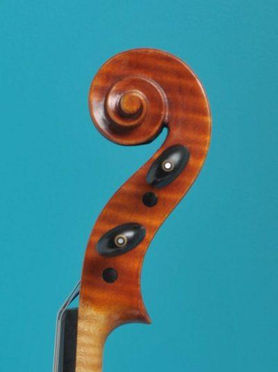 Viola Scroll Paesold 704A 1995 42 cm. Lucienne Vioolbouw De Luthiers Dordrecht
