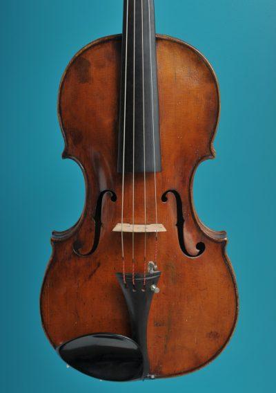 Viola Top, Mathias Albanus fecit in Tirol Bolsani 1693 LOB 38,2 cm De Luthiers Lucienne vioolbouw Dordrecht