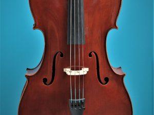 Full size Cello 'Jayhaide' model Stradivari, top, Lucienne Vioolbouw De Luthiers Dordrecht