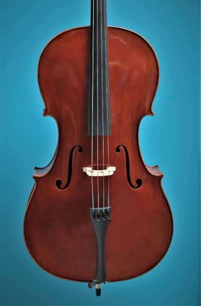 Full size Cello 'Jayhaide' model Stradivari, top, Lucienne Vioolbouw De Luthiers Dordrecht