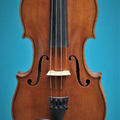 Full size violin, Paul Baily 1906 Paris, top
