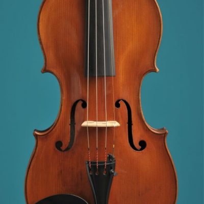 top High Glass violin Aberdeen 1920 Lucienne Vioolbouw De Luthiers Dordrecht