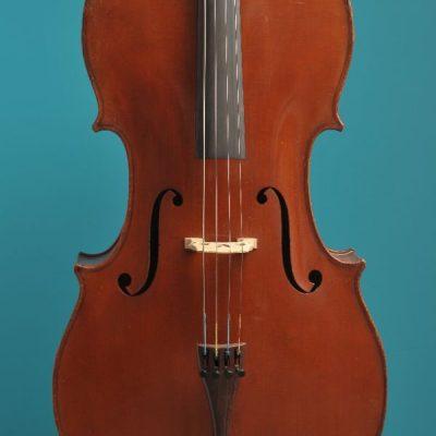 Bernard 1944 Cello Lucienne van der Lans Vioolbouw De Luthiers Dordrecht (5)