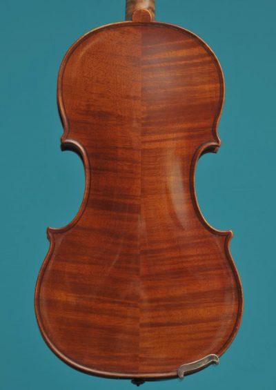 Lutherie D'Art model Del Gesu Lucienne van der lans Vioolbouw De Luthiers Dordrecht