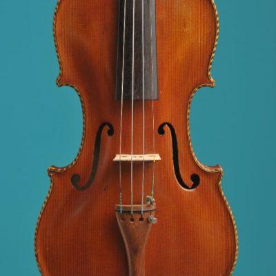 Mittenwald viool Lucienne van der Lans Vioolbouw De Luthiers Dordrecht