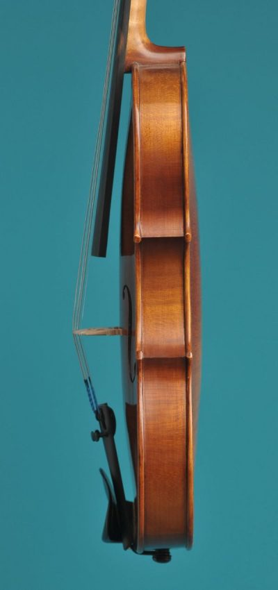 Scott Cao viool Lucienne van der Lans Vioolbouw De Luthiers Dordrecht