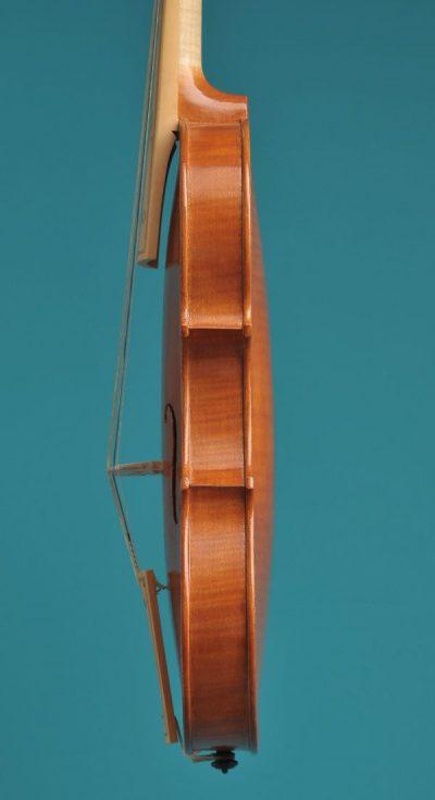 Violino Picolo Lucienne van der Lans Vioolbouw De Luthiers Dordrecht