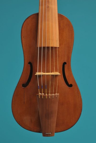 Alt vedel (verhuur) Lucienne van der Lans Vioolbouw De Luthiers Dordrecht