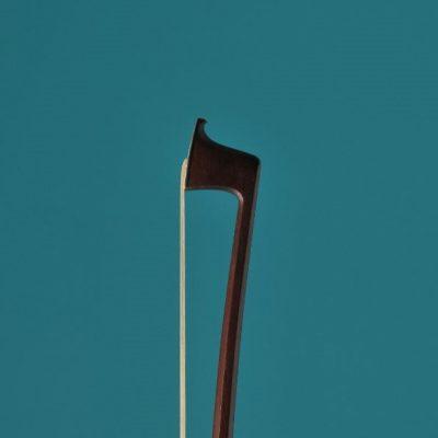 Altviool strijkstok viola bow Siegrid Finkel Lucienne van der Lans Vioolbouw De Luthiers Dordrecht