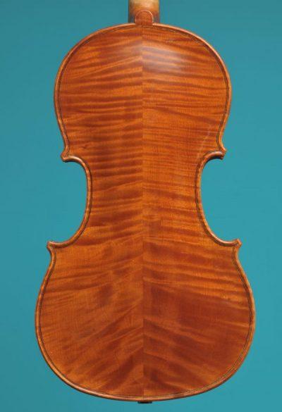 Chatroux viool 20202 Lucienne vioolbouw De Luthiers Dordrecht