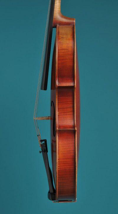 Jay Haide Altviool Viola Lucienne vioolbouw De Luthiers Dordrecht