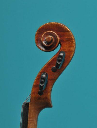 Jay Haide viool 'Stardivari' antique varnish Lucienne vioolbouw De Luthiers Dordrecht