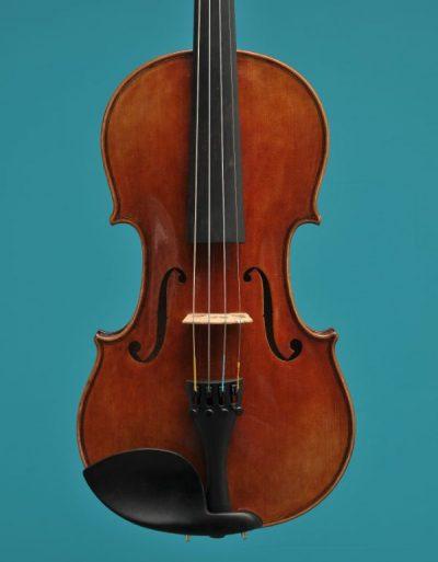 Viool Rudolph 15 vioolbouw atelier Lucienne van der Lans Dordrecht