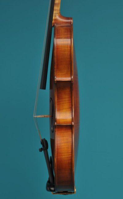 C.Götz violin contemporary Lucienne Vioolbouw De Luthiers Dordrecht