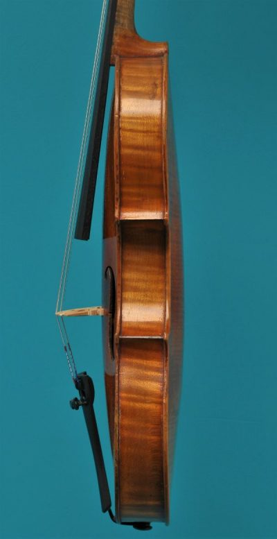 Viool 19'eeuw Frans J.T.L. Lucienne Vioolbouw De Luthiers Dordrecht