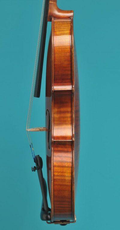 JayHaide viool 'Stradivarius' Lucienne Vioolbouw De Luthiers Dordrecht