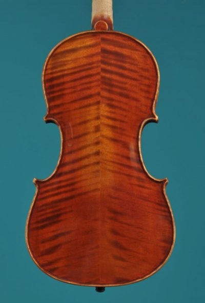 Demeter viool 2021 Lucienne Vioolbouw De Luthiers Dordrecht