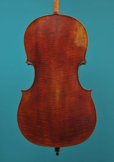 Cello Montagnana Jay Haide Lucienne Vioolbouw De Luthiers Dordrecht