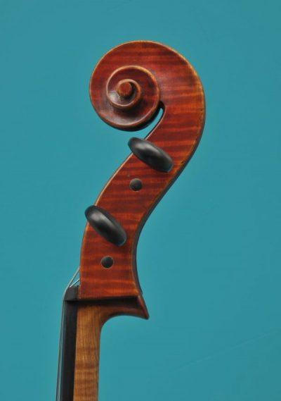 Cello 'Montagnana' Jay Haide Lucienne Vioolbouw De Luthiers Dordrecht