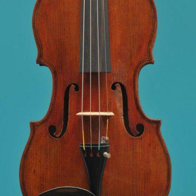 Italiaanse atelier viool 19' eeuw Lucienne Vioolbouw De Luthiers Dordrecht